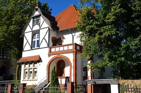 Stadtvilla in Bestlage