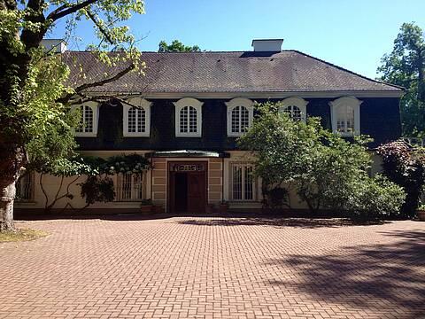 Herrschaftliche Residenz in Marienburg