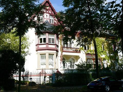 Jugendstilvilla in Marienburg