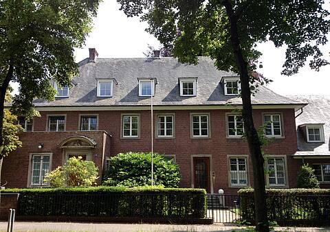 Ehemalige Botschafterresidenz in Marienburg