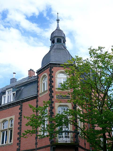 Stadthaus in Lindenthal
